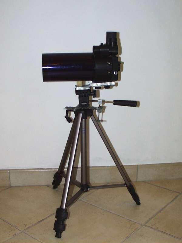 Etxcam revue du meade etx par christophe brugne for Nettoyer miroir telescope